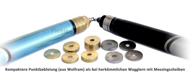Waggler Exner Carbofram Match 8 bis 16 Gramm